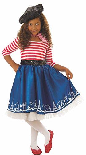 Rubie's Petite Mademoiselle Child's Costume, Medium