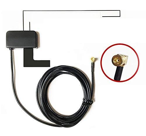 Sound-Way Antena Dab Dab+ Amplificada Autoradio para Coche