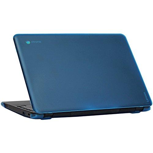 iPearl mCover Hard Shell Case for 2017 11.6' Lenovo N23 Series Chromebook Laptop (NOT Fitting Lenovo N23 / Yoga N23 Windows Laptop) (Aqua)
