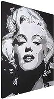 マリリンモンロー アートパネル インテリア アートポスター 壁掛け絵画 インテリア 絵画 アートフレーム モダン キャンバス絵画 装飾画 部屋飾り 現代 木枠セット
