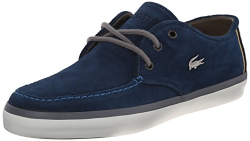 Lacoste Men's Sevrin 10 Fashion Sneaker, Navy, 13 M US