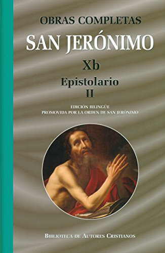 Obras completas de San Jerónimo Xb: Epistolario II (Cartas 86-154): 10 (NORMAL)