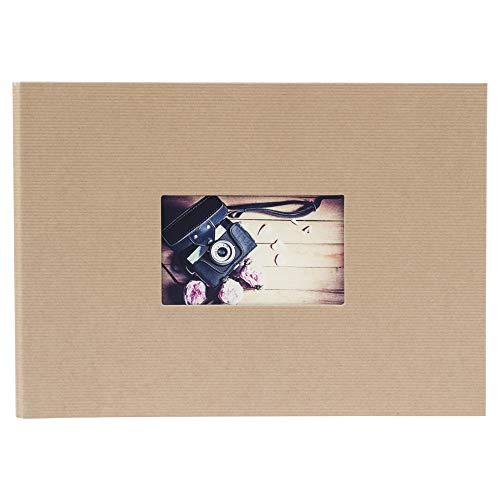 Studio Album 120 Foto's Traditioneel Kraft Papier