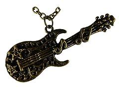 Halskette Kette Musik
