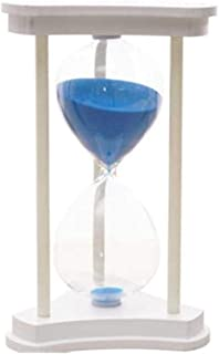 HWZBH Hourglass Timer 30 Minutes, Retro Time Hourglass Timer, Children's Ornaments, Creative Decorations, Men And Women Bi...