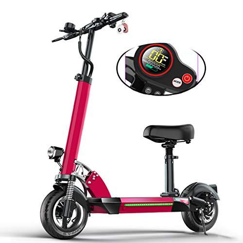 H-CAR QW Patinete Eléctrico Plegable Scooter, 10