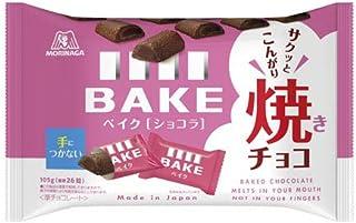 森永製菓 ベイク&ltショコラ&gtTTP 105g ×12袋