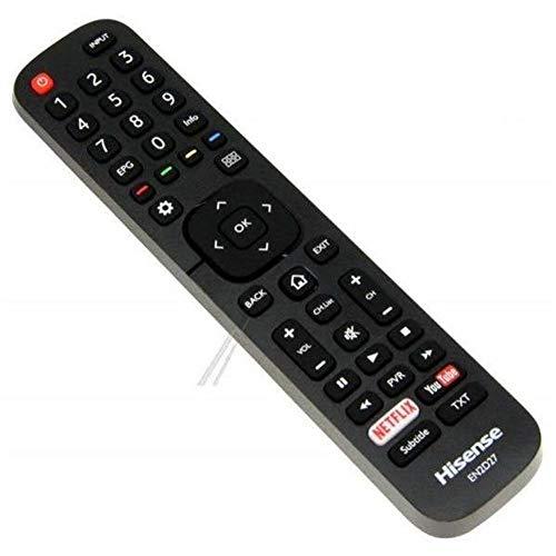 Hisense - Telecomando originale EN2D27 LTDN58K700 LTDN58K700XWTSEU3D LTDN65K700 LTDN65K700XWTSEU3D LTDN65K720WTSEU LTDN65XT910XWTSEU3D