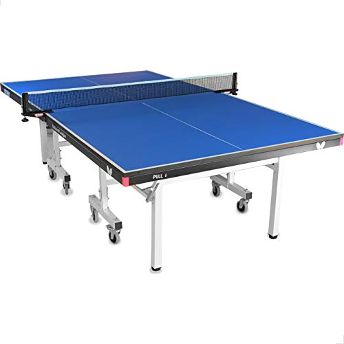 Affordable Butterfly National League 25 Ping Pong Table | Professional Ping Pong Table | 10 Minute Q...