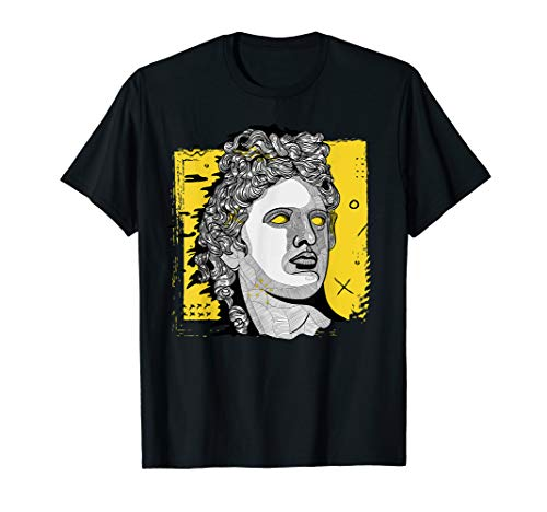 Greek God Apollo TShirt - Roman Mythology - History Buff Tee