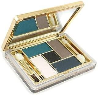 Estee Lauder Pure Color 5 Color Eyeshadow Palette - # 01 Blue Dahlia 7.6g/0.27oz