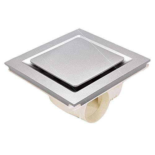 Extractor De Baño, Extractor de baño Ventilador, extractor de cocina Ventilador integrado ventilador de ventilación de techo incrustado ultra-silencioso potencia 300 300