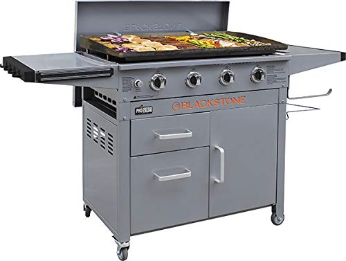 Blackstone 36 Pro Series Griddle With H Buy Online In Antigua And Barbuda At Desertcart