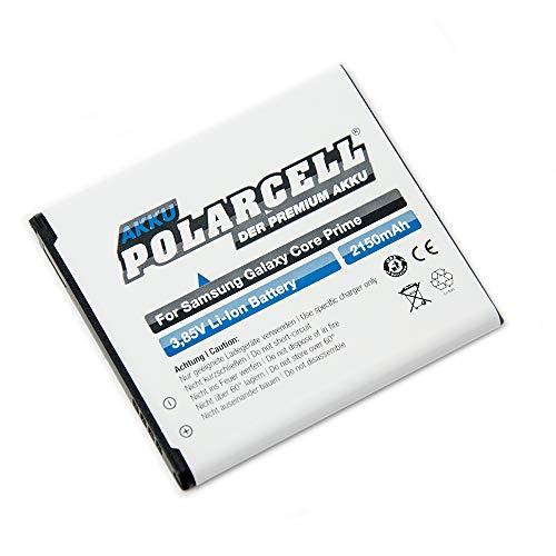 roxs Polarcell - Batería para Samsung Galaxy Core Prime (2150 mAh)