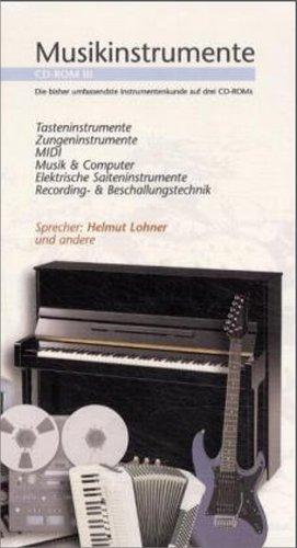 Musikinstrumente 3