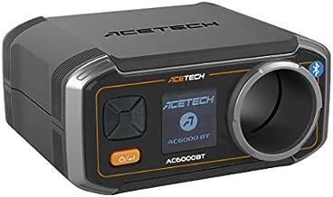 ACETECH-AC6000BT Exclusive- Airsoft Gun Speed Tester BBS Rechargeable Chronograph (AC6000 BT Box Set)