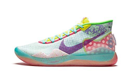 Nike Mens Zoom Kd12 Nrg Eybl - Peach Jam Ck1195 300 Size - 13.5