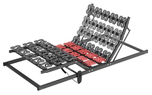Terra Med T-Flex Teller Modul Motorrahmen Lattenrost elektrisch verstellbar (100 x 200 cm)