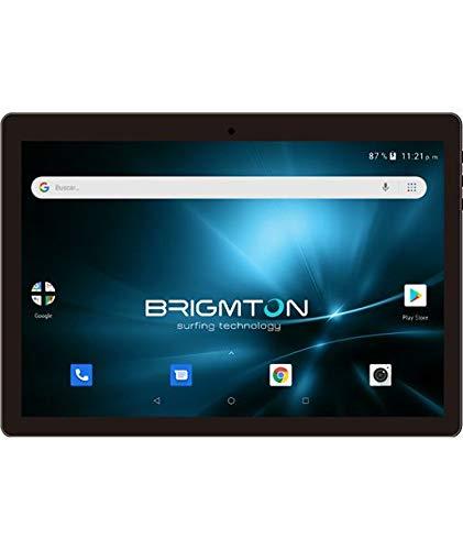 Brigmton Tablets 10' IPS QCore 4G 1026 32GB Blanca