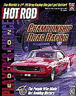 Hot Rod Burnout Championship Drag Racing - PC