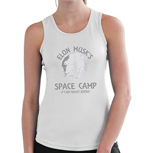 Elon Musk Space Camp prestatie-vest voor dames
