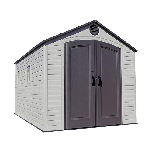 Best lifetime resin shed