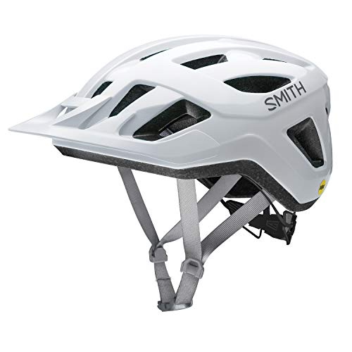 Smith Optics Convoy MIPS Men's MTB Cycling Helmet - White/Large