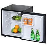 HOMCOM Mini Frigorífico Mini Bar Volumen 50 L Mini Nevera