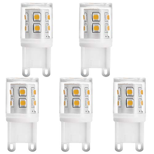 oven light bulb halogen g9 20watt - 4