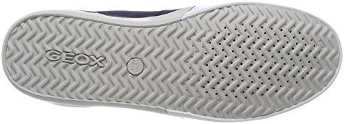 Geox Herren U Smart B Sneaker, Blau - 4