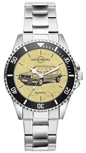 KIESENBERG Uhr - Geschenke für Golf 2 Fan 20605