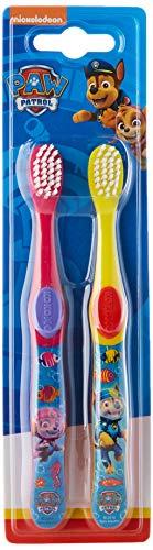 Paw Patrol Zahn Bürste–Pack von 2