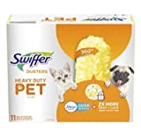 Swiffer 360 Dusters Multi Surface Pet Refills, Febreze Odor Defense, 11 Count