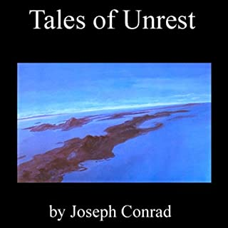 Tales of Unrest audiobook cover art