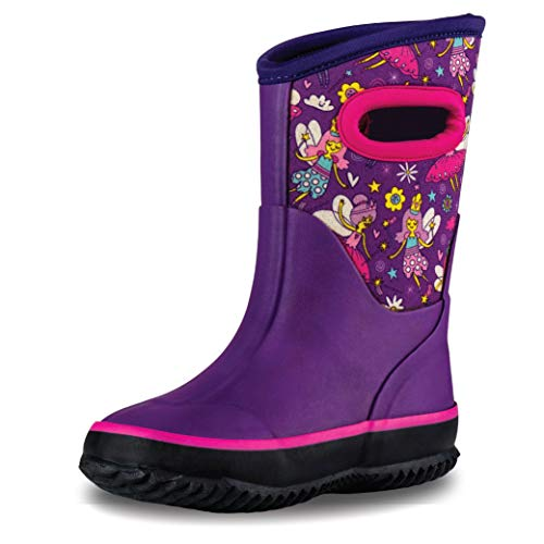 LONECONEInsulatingAll Weather MudBoots for Toddlers and Kids - Warm Neoprene Boots for...