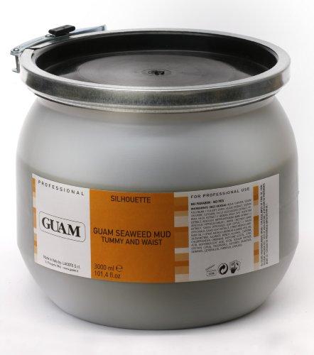 Guam Algenfango Seau de 4 kg pour une peau saine, belle et ferme