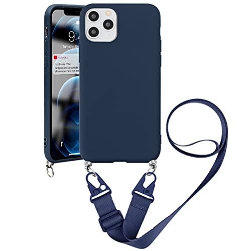 Yoedge Funda con Cuerda para Apple iPhone 11 6,1 Pulgadas, Delgada Ligera...