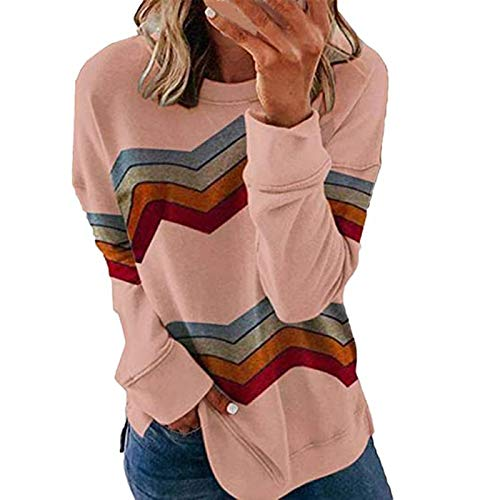 Sonnena Jerseys De Punto para Mujer Cuello de Tortuga Manga Larga Suelto Prendas Suéter Irregular Jerséis Collar de la Pila Tops Cálido Otoño Invierno