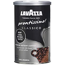 Lavazza Prontissimo Classico Coffee, 95g