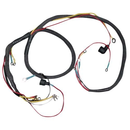 Amazon.com: Complete Tractor 1100-0581HN Wiring Harness (For ... on