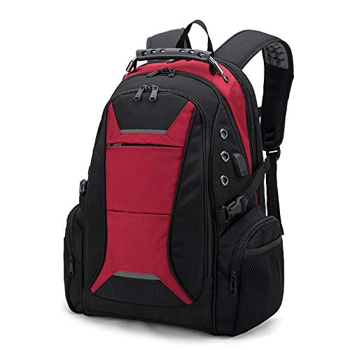 Laptop-Backpack for Men with Compartment, 17.3 Inch Travel Laptop Back pack for College High School Business