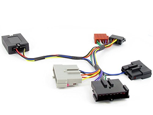 Connects2 adaptateur de commande au volant fORD pour autoradio alpine kenwood blaupunkt autoradio pioneer