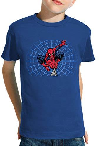 Camiseta de NIÑOS Spiderman Venom Duende El Hombre araña 004 7-8 año