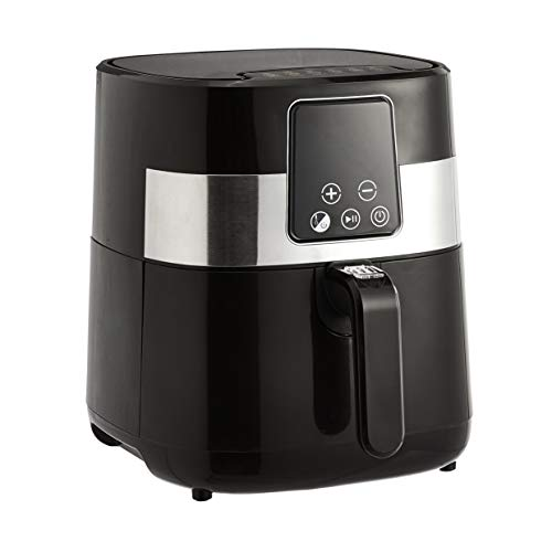 AmazonBasics 3.2 Quart Compact Multi-Functional Digital Air Fryer