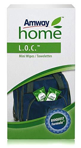 Mini-Wischtücher L.O.C.™- 4 Packungen à 24 Wischtücher - Amway - (Art.-Nr.: 110485)