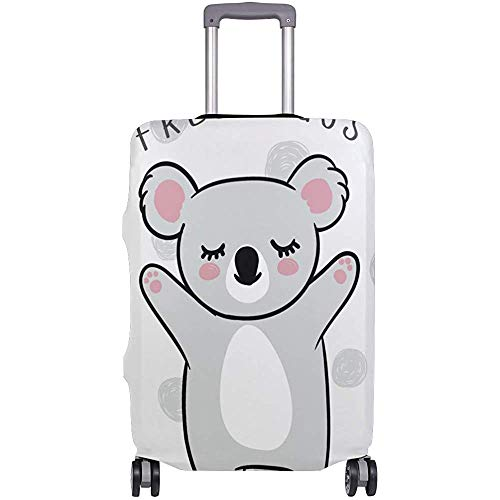 Funda de Equipaje Koala Abrazos Gratis Protector de Maleta Equipaje de Viaje Talla S