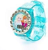 Disney Frozen - Kids Digital watch with LED Flashing light - Outdoor Electronic Wristwatch (6-15 years Boys)