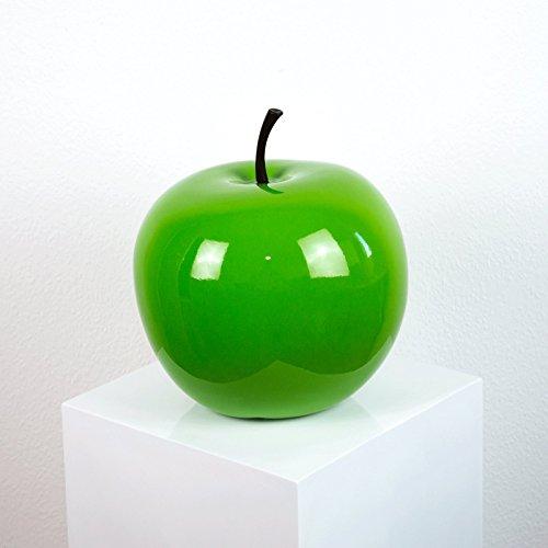 Deko Obst | Deko Frucht | Deko Früchte | Künstliches Obst | Apfel grün-D25xH29cm