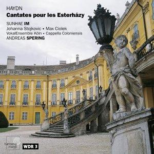 Haydn - Cantates pour les Esterházy / Sunhae Im · Stojkovic · Ciolek ·VokalEnsemble Köln · Cappella Coloniensis · A. Spering