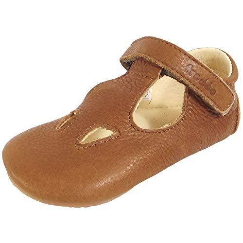Froddo Prewalkers G1130006-4 Unisex Kinder Babyschuhe Kaltfutter, Größe 21